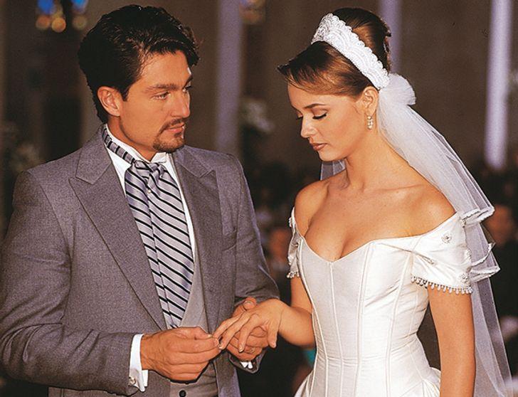 10 Bodas de telenovelas que los espectadores difícilmente podrán olvidar