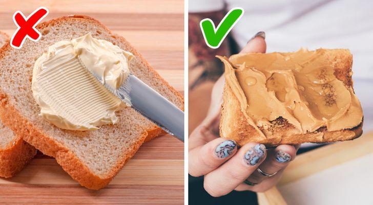 6 Alimentos que es mejor evitar antes de las 10 a. m. para mantener tu cuerpo en forma
