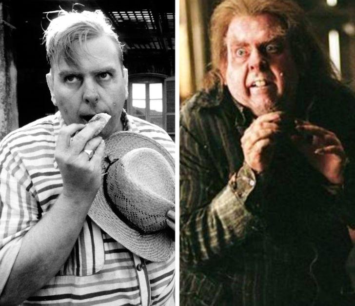 20 Fotos De Actores De La Saga Harry Potter Durante La Filmacion Y Cuando Eran Jovenes