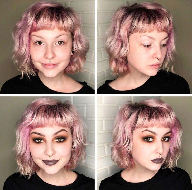 20+ Mujeres demostraron que no tienes que recurrir a un profesional para lograr un maquillaje genial
