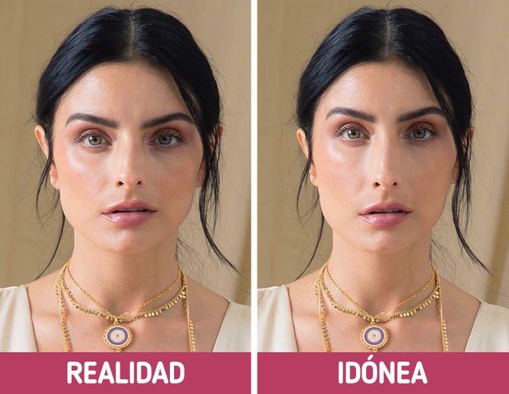 Así lucirían 14 famosos mexicanos si tuvieran un rostro perfecto según la proporción áurea