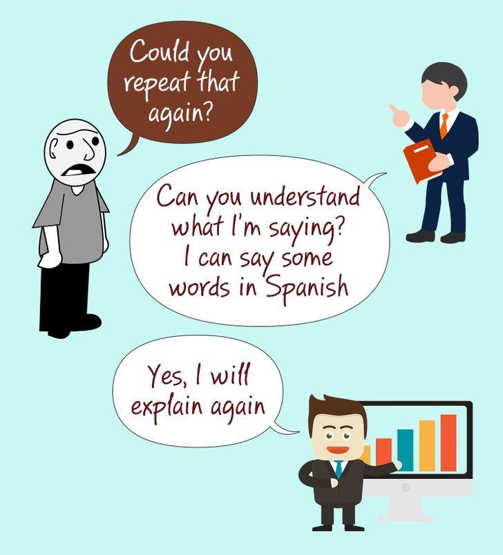 42 Preguntas En Ingles Que Se Usan De Manera Habitual Y Algunas De Sus Posibles Respuestas
