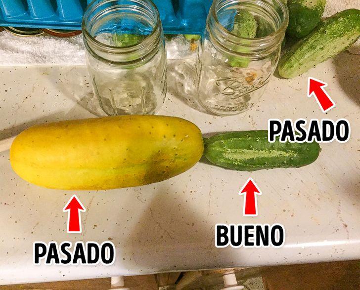 11 Maneras de verificar en qué tan buen estado está tu comida