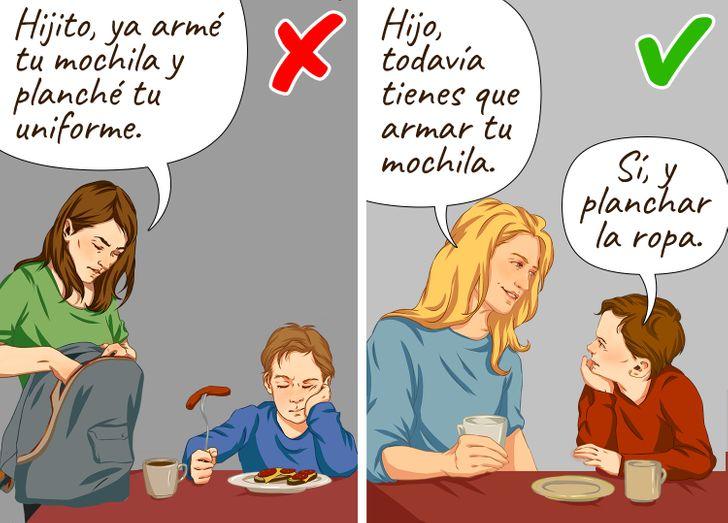 4 Errores que las mujeres cometen cuando intentan ser una madre perfecta