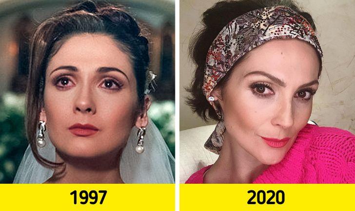 """Así se ve ahora el elenco de """"Esmeralda"""", a más de 20 años de su estreno"""