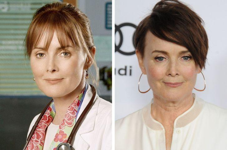 """Cómo han cambiado con el tiempo nuestros médicos favoritos de """"ER: sala de urgencias"""""""