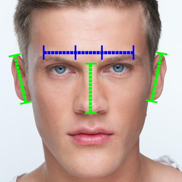 Un cirujano plástico usa la proporción áurea para encontrar a 10 de los hombres más guapos del mundo