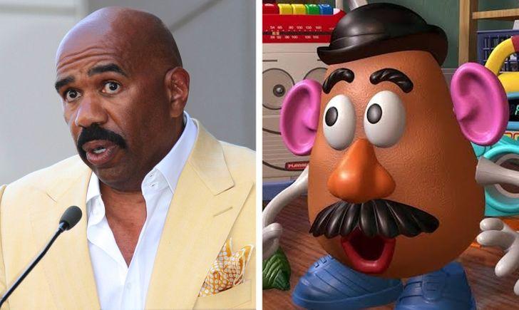 15 Famosos que, sin pretenderlo, parecen la versión real de personajes del mundo de Disney