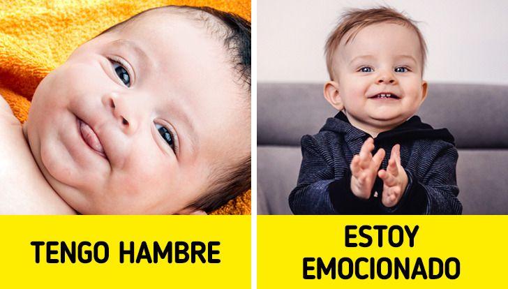 13 Señales que los bebés usan para comunicarse con sus padres cuando aún no saben hablar (ninguna es el llanto)