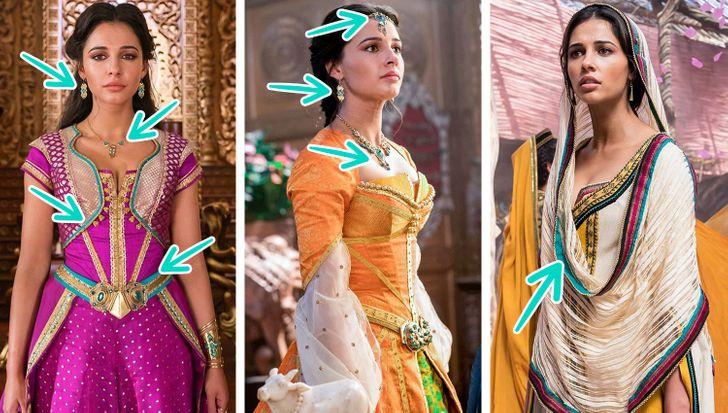 15 Ejemplos cuando los vestuarios dan una buena pista sobre el significado de la película