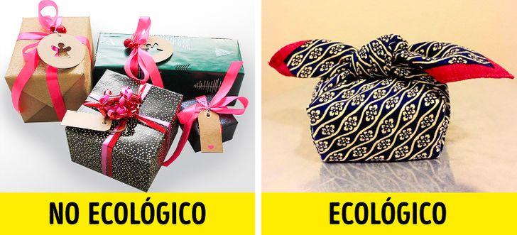 Este método japonés enseña a envolver regalos y a cuidar el medio ambiente al mismo tiempo