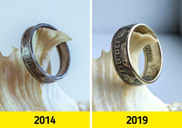 """16 Fotos de """"antes"""" y """"después"""" que demuestran cómo cambia nuestra vida con el paso del tiempo"""