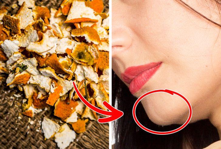 9 Ingredientes simples para deshacerse del vello facial en casa
