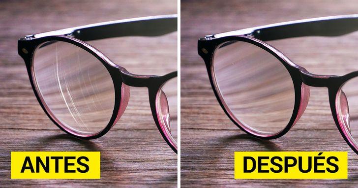 11 Maneras De Restaurar Tus Gafas Rayadas Que Seguramente Ibas A Tirar