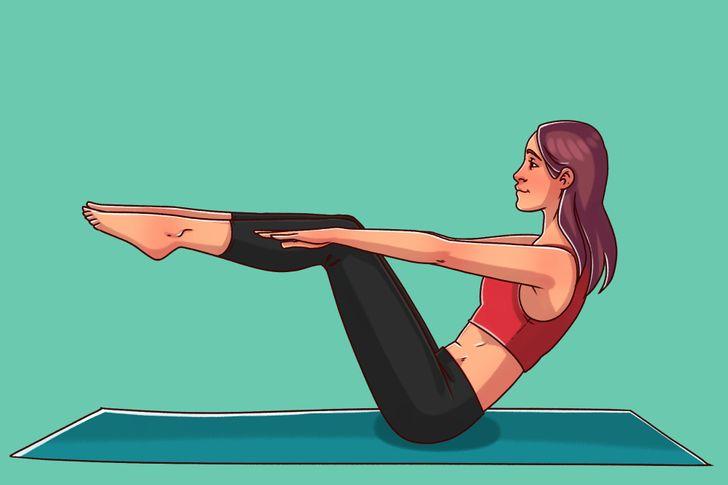 6 Ejercicios De Piso Que Podrían Ayudarte A Reducir El Exceso De Grasa En Tu Cuerpo