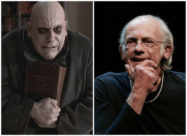 """Cómo han cambiado los actores de""""Los locos Addams"""" 25años después"""