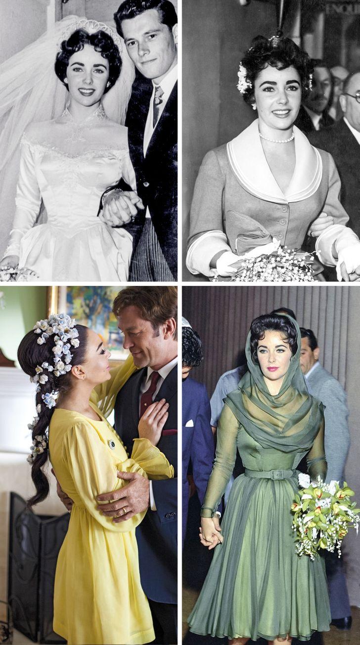 12 Novias cuyos vestidos de boda pasaron a la historia y se convirtieron en tema de acaloradas discusiones