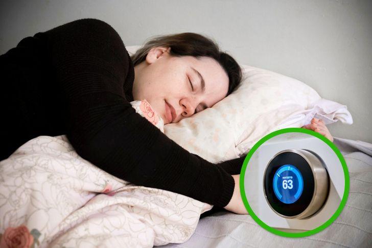 9 Razones por las que dormir en una habitación fría es mejor para ti
