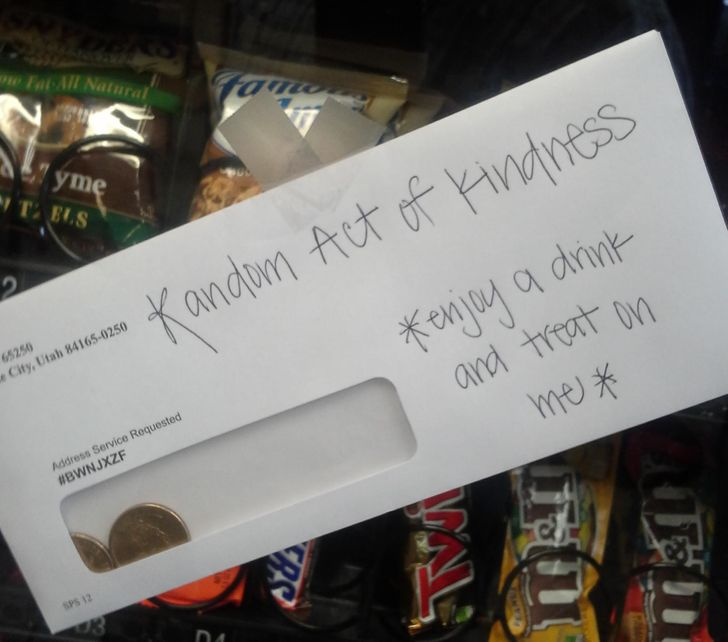 15 Fotos que demuestran que los actos de bondad nunca pasan de moda