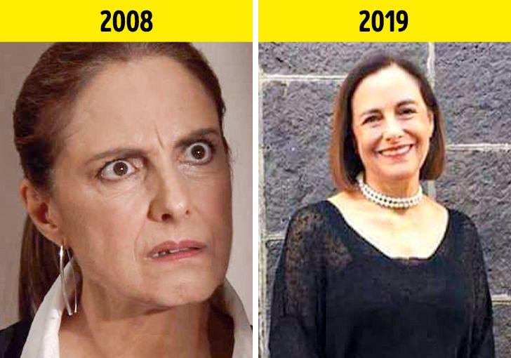 """Cómo lucen y a que se dedican hoy las villanas de telenovelas mexicanas, tan """"malvadas"""" como inolvidables"""