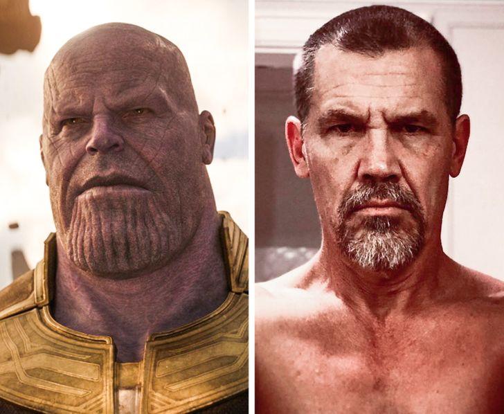 20 Actores Del Universo Marvel Que Se Esconden Detras De Las Mascaras De Sus Personajes