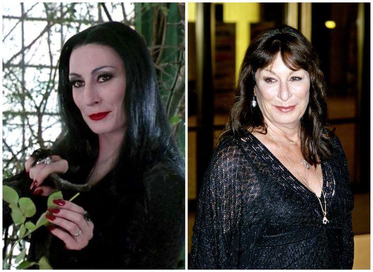 Como Han Cambiado Los Actores De Los Locos Addams 25 Anos Despues