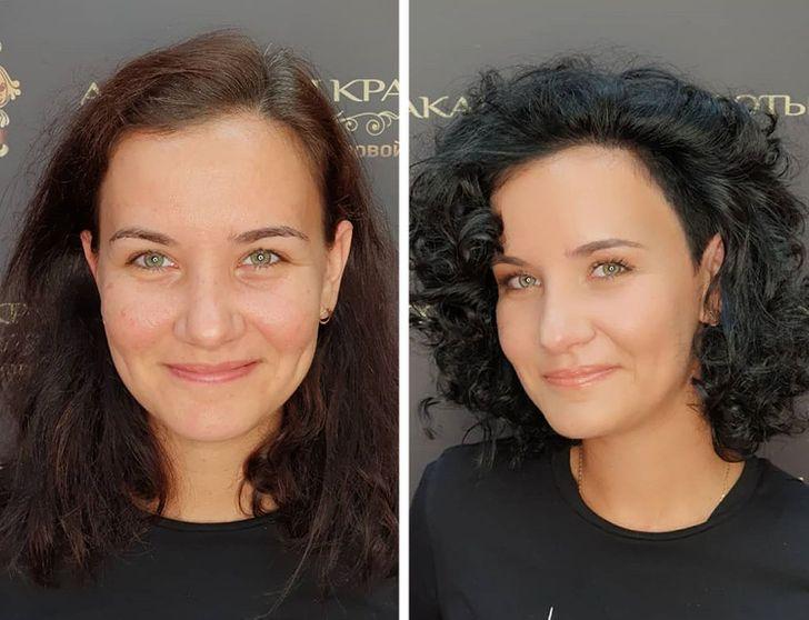 20 Mujeres que decidieron cambiar su imagen y fueron transformadas más allá del reconocimiento