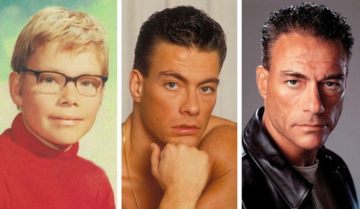 Cómo lucían estos 11famosos deHollywood cuando eran jóvenes