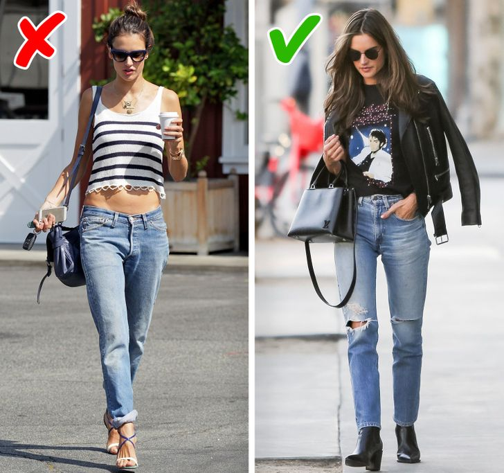 10 Trucos que sin ningún problema te ayudarán a elegir unos jeans perfectos