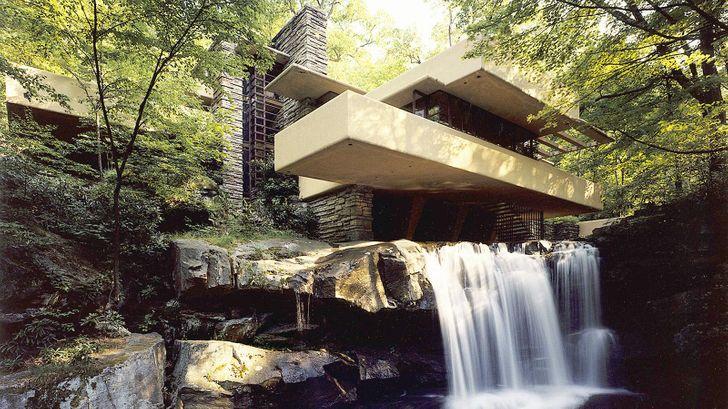 Casas cascada