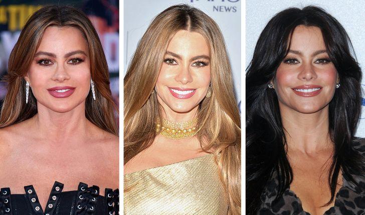 20 Famosas que cambiaron su look en más de una ocasión al teñirse el cabello