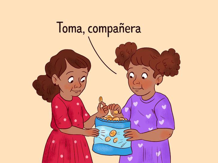 10 Palabras del idioma español con un significado poético y un origen curioso