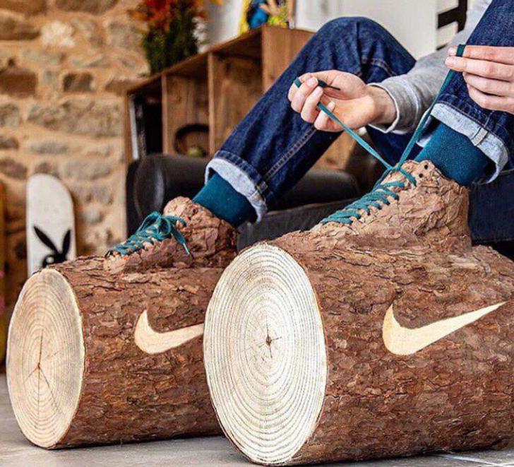 20+ Diseños de zapatos con una creatividad tan extraordinaria que solo los valientes los usarían