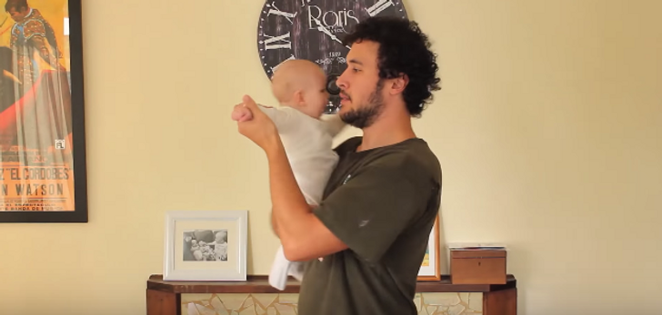 10 Simples trucos para calmar el llanto de un bebé