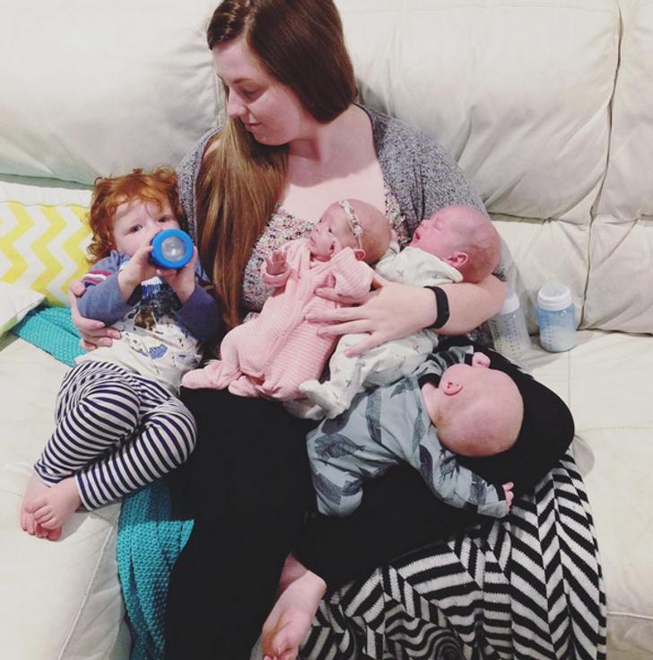 Chloe ylos frijolitos: lahistoria deuna mamá de22años con 6hijos