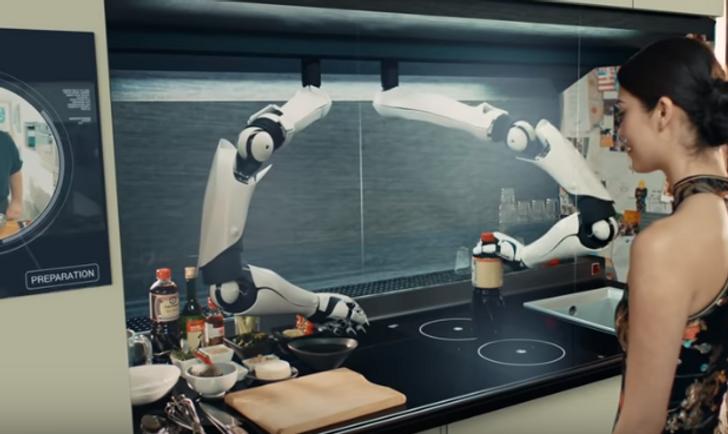 8 Cosas inesperadas que los robots ya pueden hacer